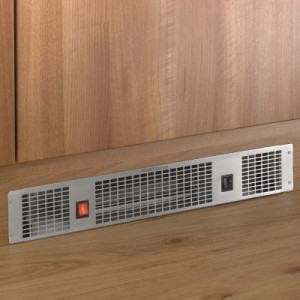 plinth-heater